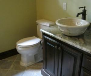 Bell Plumbing Bathroom Remodel